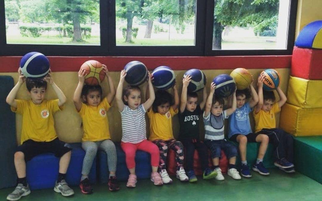 Festa di inizio anno | Minibasket