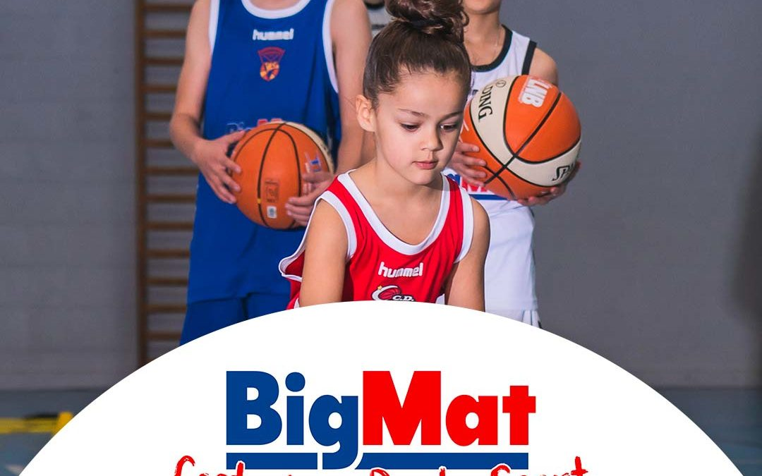 BigMat sostiene il nostro club!