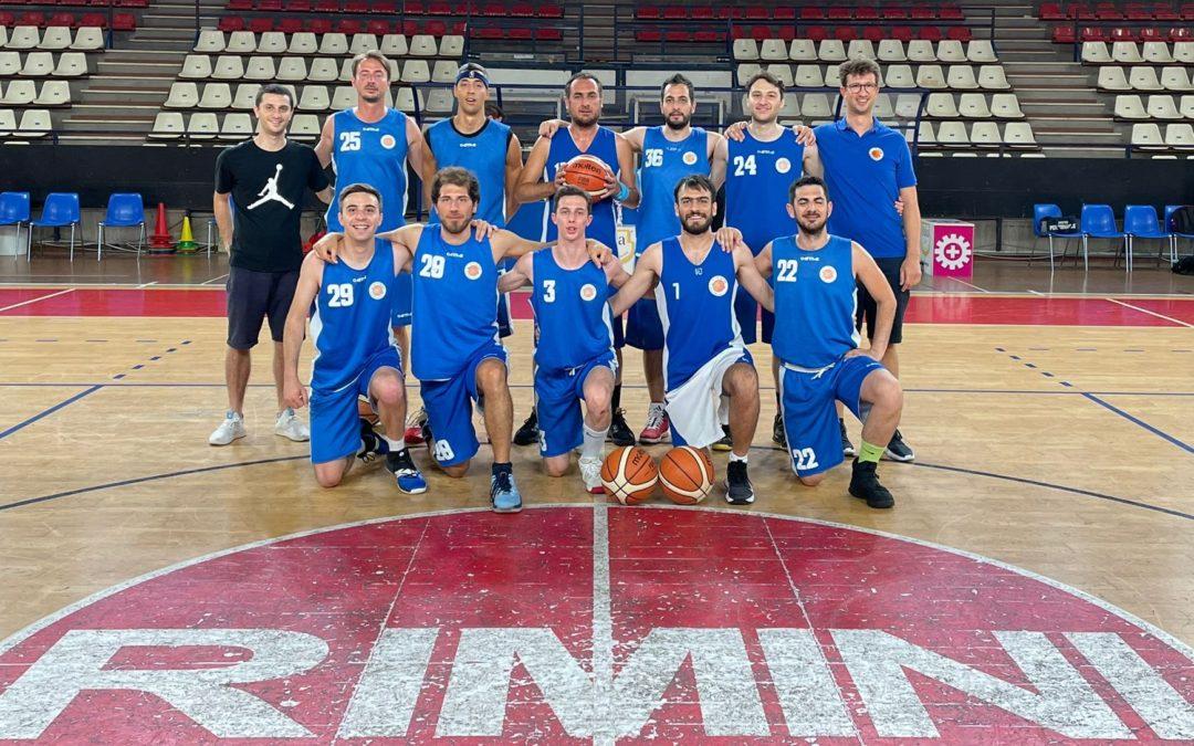 Il Ciesse Freebasket è quarto in Italia
